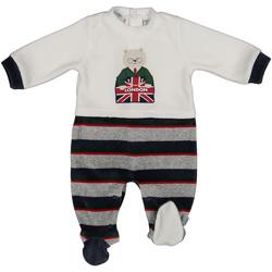 Textiel Kinderen Jumpsuites / Tuinbroeken Melby 20N0570 Blauw