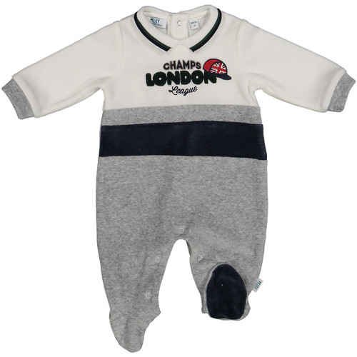 Textiel Kinderen Jumpsuites / Tuinbroeken Melby 20N0600 Grijs