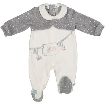 Textiel Kinderen Jumpsuites / Tuinbroeken Melby 20N0781 Wit