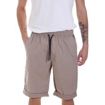Textiel Heren Korte broeken / Bermuda's Antony Morato MMSH00144 FA900118 Beige