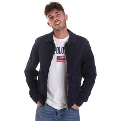 Textiel Heren Wind jackets Navigare NV67065 Blauw