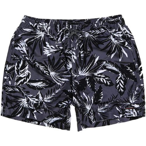 Textiel Heren Zwembroeken/ Zwemshorts Superdry M3010006A Grijs