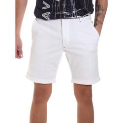 Textiel Heren Korte broeken / Bermuda's Gaudi 811FU25023 Wit