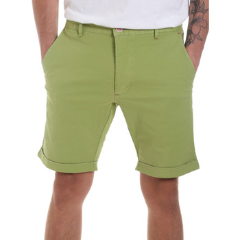 Textiel Heren Korte broeken / Bermuda's Gaudi 811FU25023 Groen