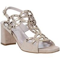 Schoenen Dames Sandalen / Open schoenen Grace Shoes 116002 Roze