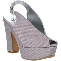 Schoenen Dames Sandalen / Open schoenen Grace Shoes FLOR Roze