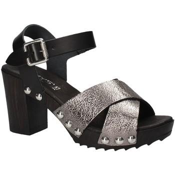 Schoenen Dames Sandalen / Open schoenen Keys 5864 Grijs