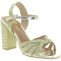 Schoenen Dames Sandalen / Open schoenen Pregunta ICD1719-9 Goud