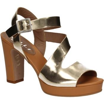 Schoenen Dames Sandalen / Open schoenen Mally 5180 Goud