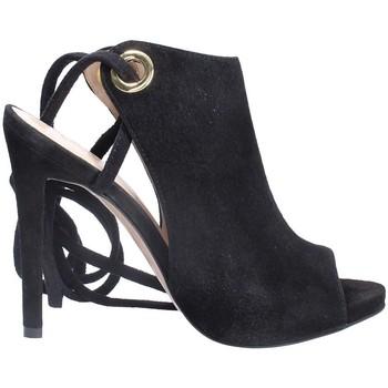 Schoenen Dames Sandalen / Open schoenen Liu Jo S17025P0021 Zwart