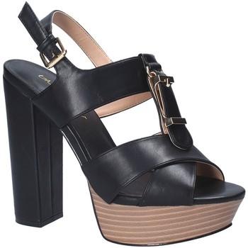 Schoenen Dames Sandalen / Open schoenen Byblos Blu 682358 Zwart