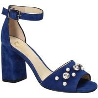 Schoenen Dames Sandalen / Open schoenen Grace Shoes 536 Blauw