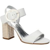 Schoenen Dames Sandalen / Open schoenen Keys 5726 Wit