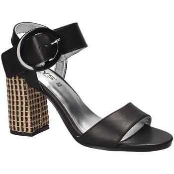Schoenen Dames Sandalen / Open schoenen Keys 5726 Zwart