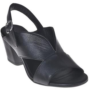 Schoenen Dames Sandalen / Open schoenen Bueno Shoes N2603 Zwart