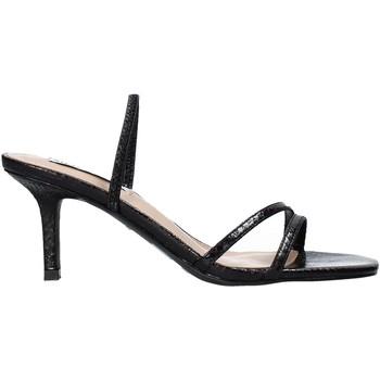 Schoenen Dames Sandalen / Open schoenen Steve Madden SMSLOFT-BLKSNK Zwart