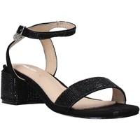 Schoenen Dames Sandalen / Open schoenen Gold&gold A20 GD188 Zwart