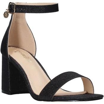 Schoenen Dames Sandalen / Open schoenen Gold&gold A20 GD189 Zwart