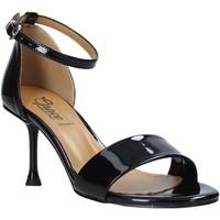 Schoenen Dames Sandalen / Open schoenen Grace Shoes 492G001 Zwart