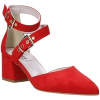 Schoenen Dames pumps Grace Shoes 774004 Rood