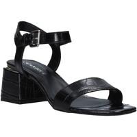 Schoenen Dames Sandalen / Open schoenen Café Noir LF121 Zwart