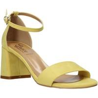 Schoenen Dames Sandalen / Open schoenen Grace Shoes 380008 Geel