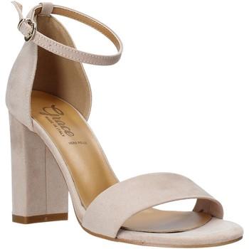Schoenen Dames Sandalen / Open schoenen Grace Shoes 934G003 Roze