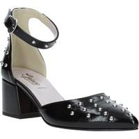 Schoenen Dames Sandalen / Open schoenen Grace Shoes 774007 Zwart