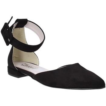 Schoenen Dames Sandalen / Open schoenen Grace Shoes 977003 Zwart