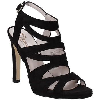 Schoenen Dames Sandalen / Open schoenen Grace Shoes 2383003 Zwart