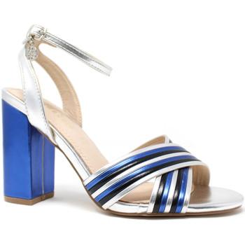 Schoenen Dames Sandalen / Open schoenen Gold&gold A19 GM166 Zilver