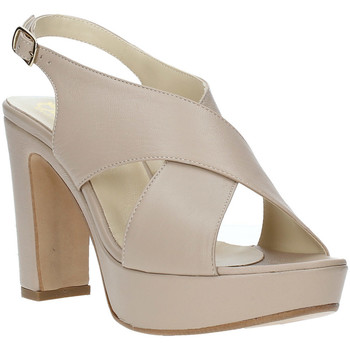Schoenen Dames Sandalen / Open schoenen Grace Shoes JN 039 Beige