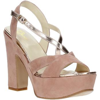 Schoenen Dames Sandalen / Open schoenen Grace Shoes TQ 126 Roze