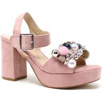 Schoenen Dames Sandalen / Open schoenen Onyx S19-SOX467 Roze