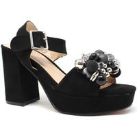 Schoenen Dames Sandalen / Open schoenen Onyx S19-SOX467 Zwart
