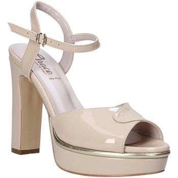 Schoenen Dames Sandalen / Open schoenen Grace Shoes 5753003 Beige