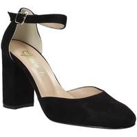 Schoenen Dames Sandalen / Open schoenen Grace Shoes 949002 Zwart