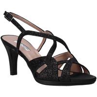 Schoenen Dames Sandalen / Open schoenen Louis Michel 3054 Zwart
