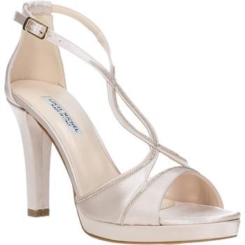 Schoenen Dames Sandalen / Open schoenen Louis Michel 5010 Roze