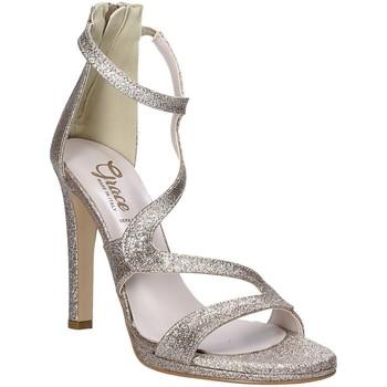 Schoenen Dames Sandalen / Open schoenen Grace Shoes 2383003 Beige