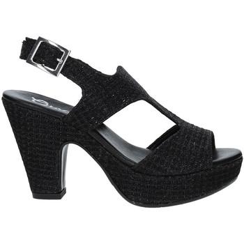 Schoenen Dames Sandalen / Open schoenen Grace Shoes SOMI Zwart