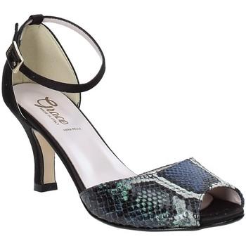 Schoenen Dames Sandalen / Open schoenen Grace Shoes 928008 Zwart