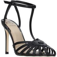 Schoenen Dames Sandalen / Open schoenen Guess FL6CIA LEA08 Zwart