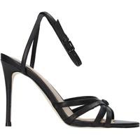 Schoenen Dames Sandalen / Open schoenen Guess FL6KAA LEA03 Zwart