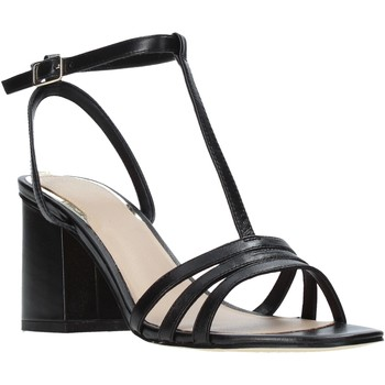 Schoenen Dames Sandalen / Open schoenen Guess FL6MSE LEA03 Zwart