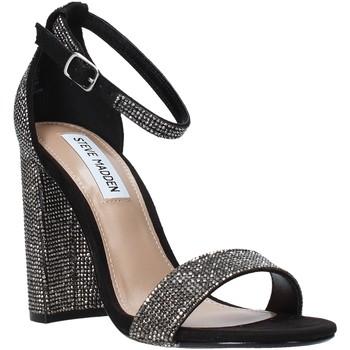 Schoenen Dames Sandalen / Open schoenen Steve Madden SMSCARRSONR-BLK Zwart
