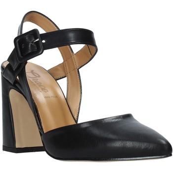 Schoenen Dames Sandalen / Open schoenen Grace Shoes 962G006 Zwart