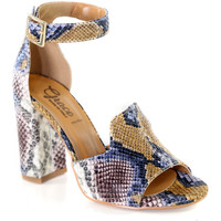 Schoenen Dames Sandalen / Open schoenen Grace Shoes 018N026 Bruin