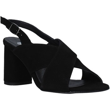 Schoenen Dames Sandalen / Open schoenen IgI&CO 5192222 Zwart