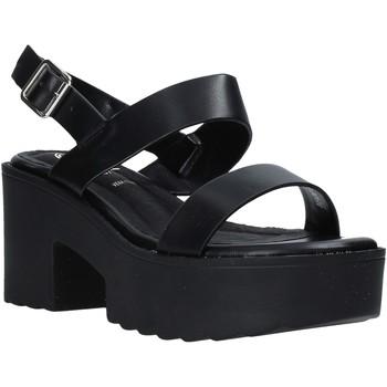 Schoenen Dames Sandalen / Open schoenen Onyx S20-SOX761 Zwart
